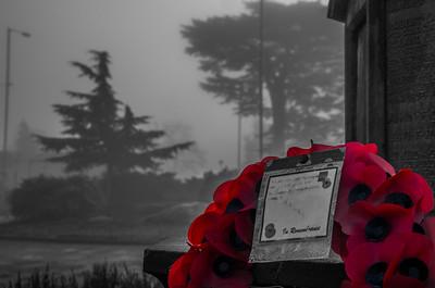 War Memorial at Baswich