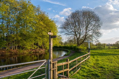 Staffordshire & Worcestershire Canal, Baswich
