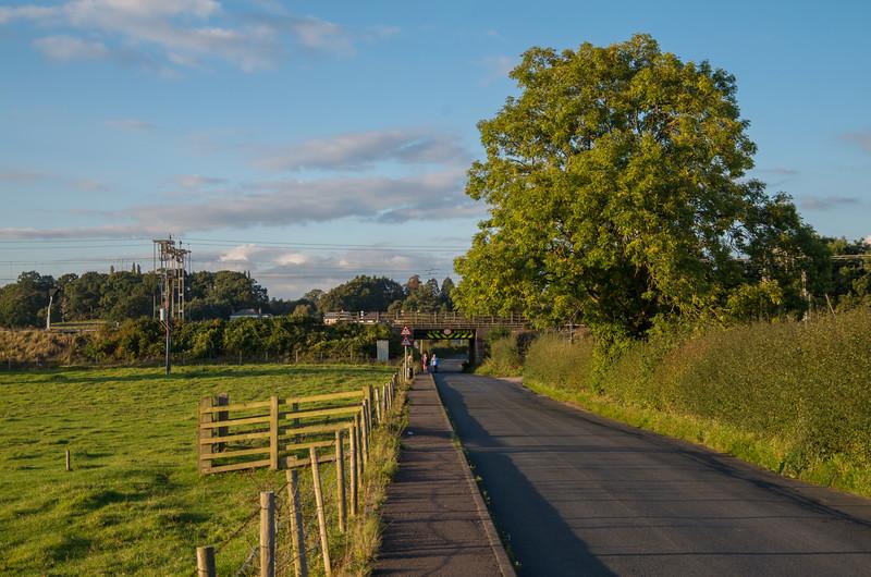 Meadow Lane, Little Haywood
