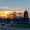 Stafford - Windmill Sunset