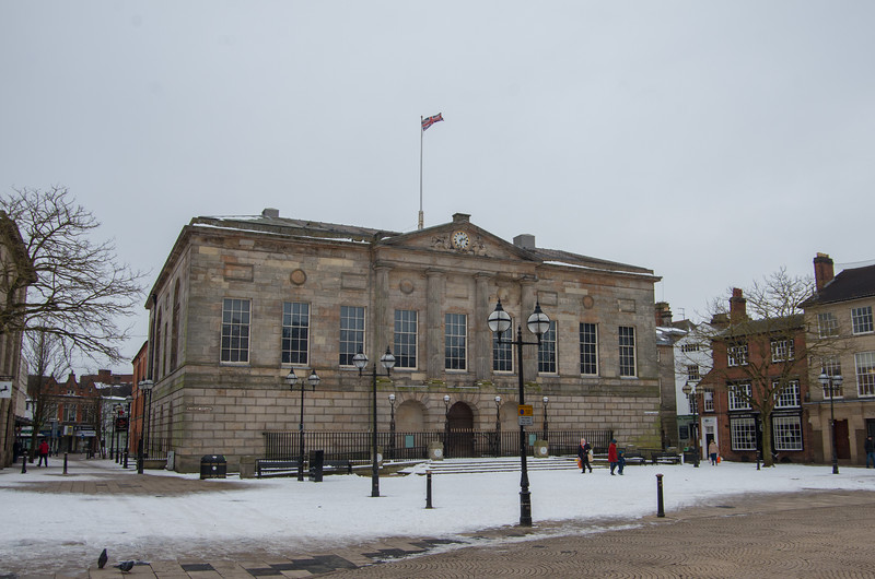 Shire Hall Gallery, Stafford