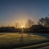 Sunrise at Victoria Park