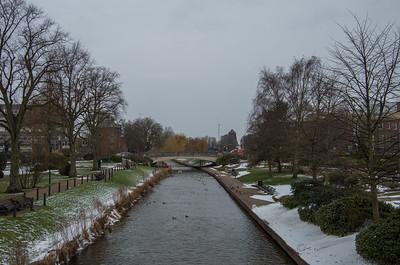 River Severn @ Victoria Park