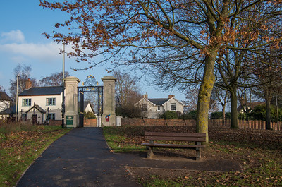 Mary Stevens Park, Stourbridge
