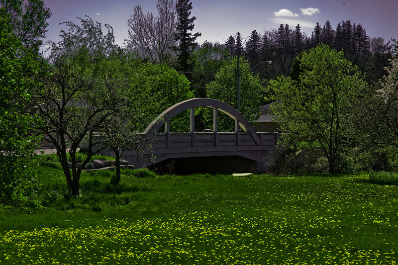 Eden Mills bridge