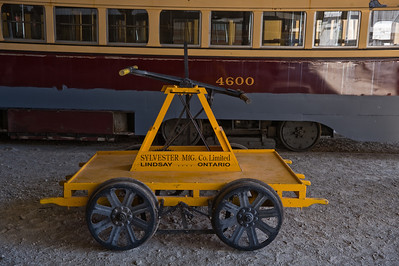 Rail Trolley