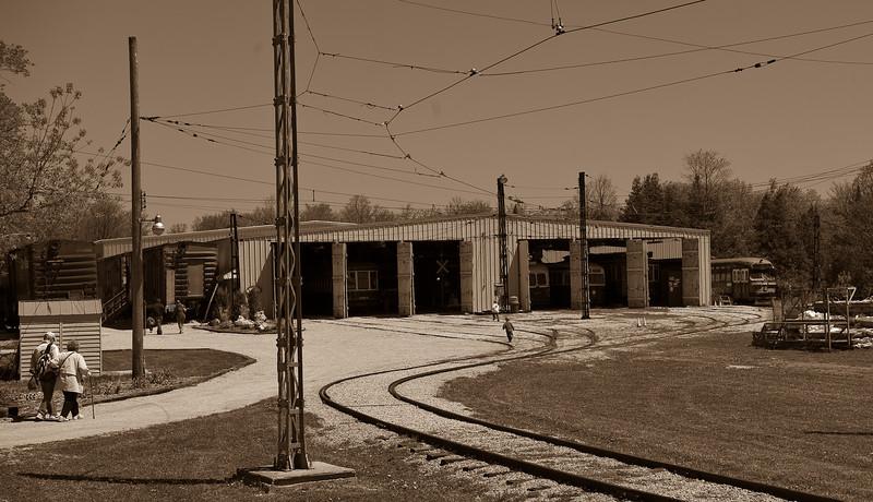 Milton Museum Station