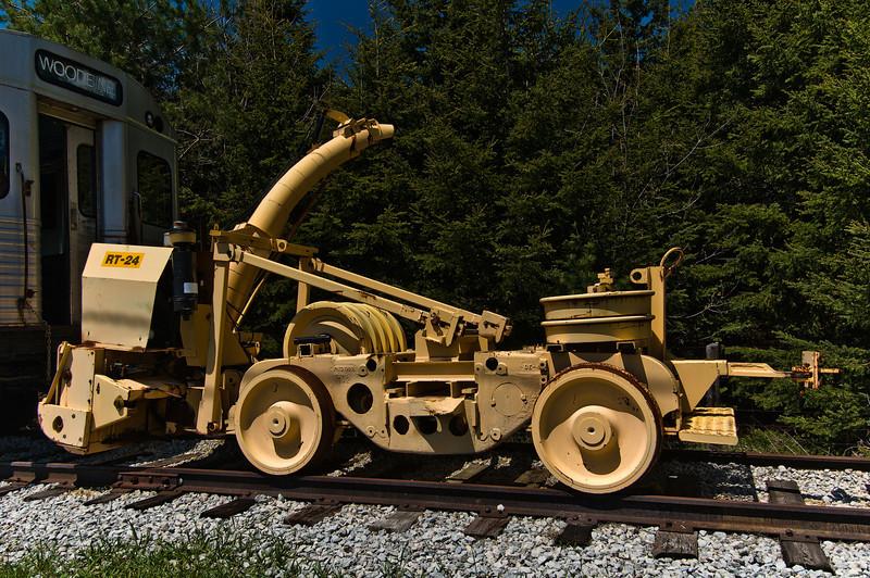 Rail Blower
