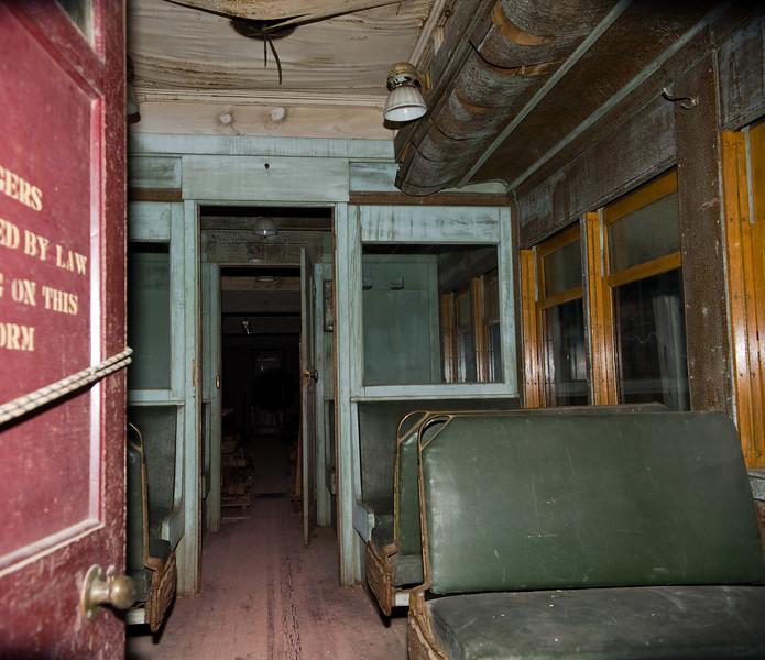 Vintage Passenger Car