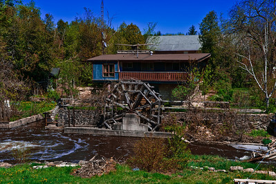 Eden Mills Water Mill