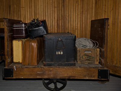 Baggage Trolly