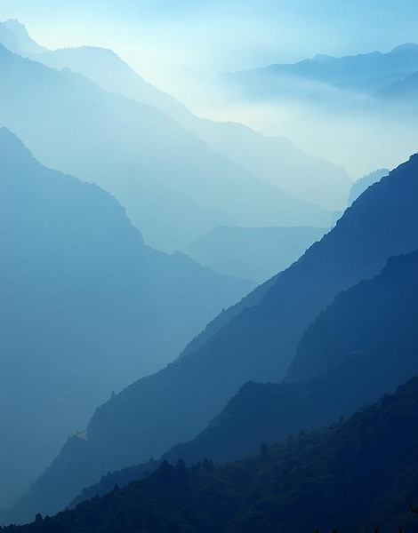 Layers - King's Canyon