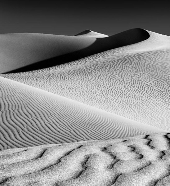 Endless Dune - Death Valley