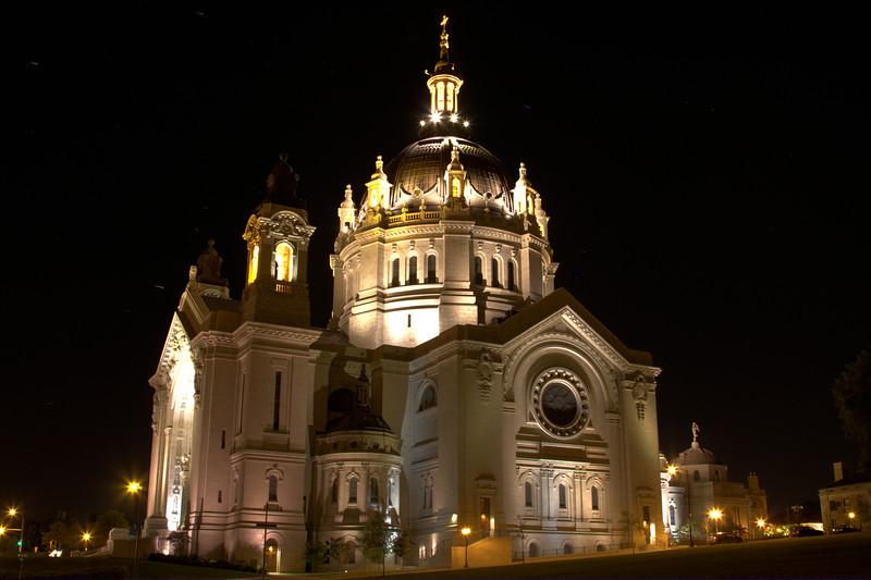 basilicaHDR