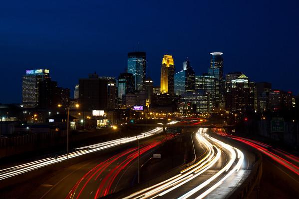 3/6/12 - Home. Minneapolis, MN