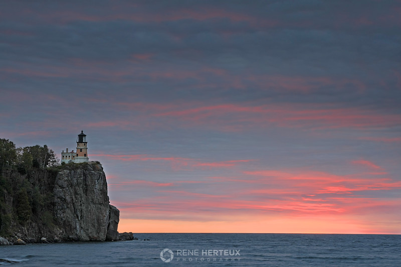 Split Rock sunrise II