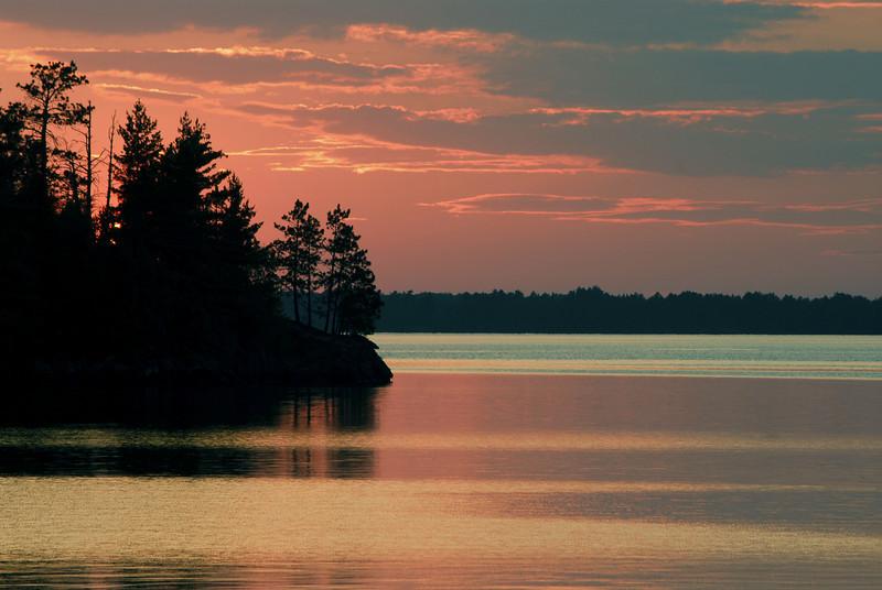 Namakan Lake