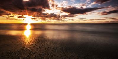 Lake Michigan.