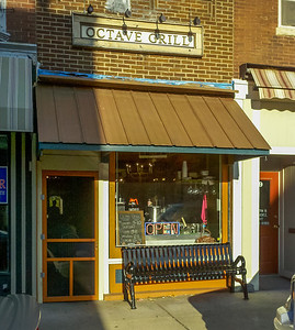 Octave Grill, Chesterton, Indiana