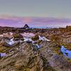 Corona Del Mar morning low tide