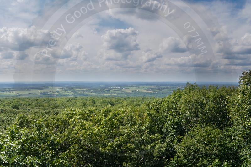 Blue Mound View