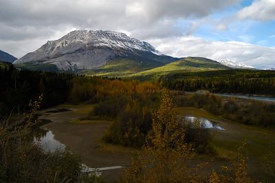 Tetsa River approx DC-360miles, Alaska Highway