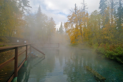 Liard River Hotsprings DC-477miles, Alaska Highway