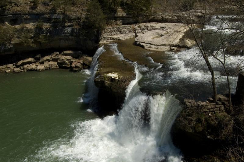Cataract Falls April 21 2007