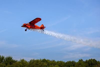 In flight 3