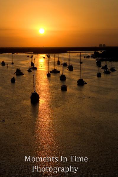 Snug Harbor sunrise