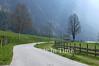 Rohrmoos road scene
