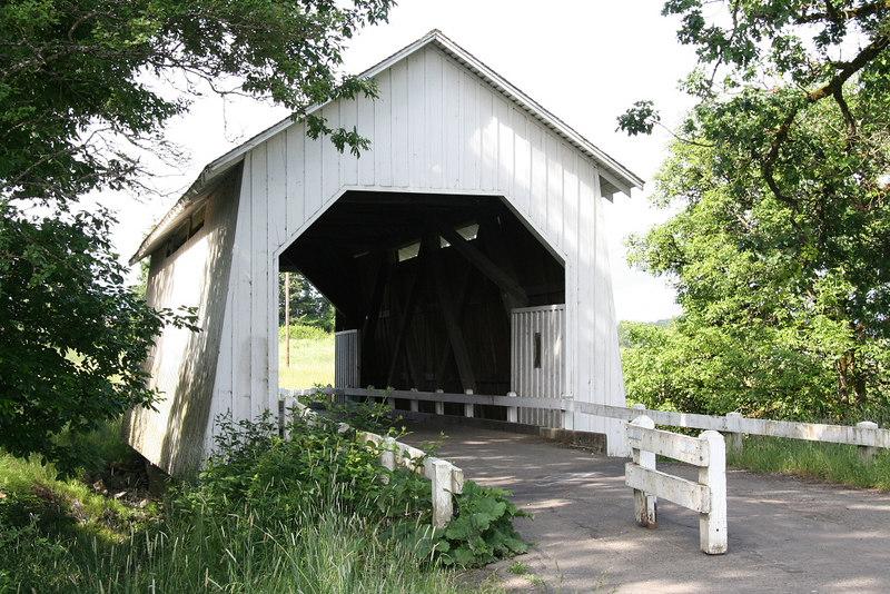 Covered Bridge, Corvallis