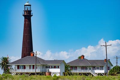 Bolivar Lighthouse