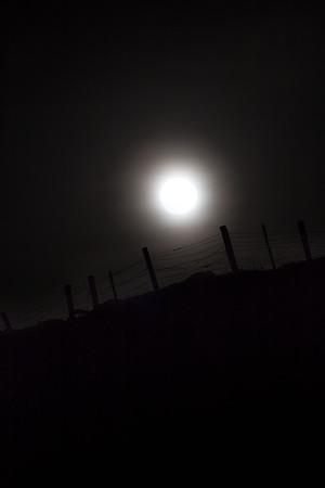 Mission Peak Night of the Blood Moon