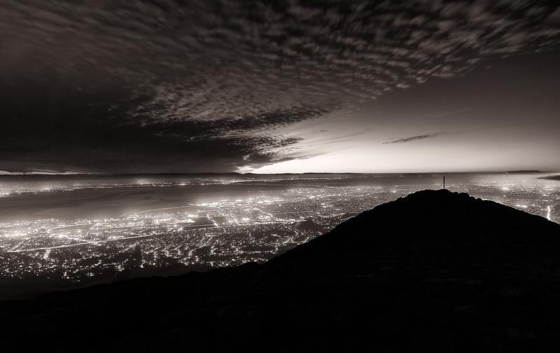 Mission Peak Foggy 2