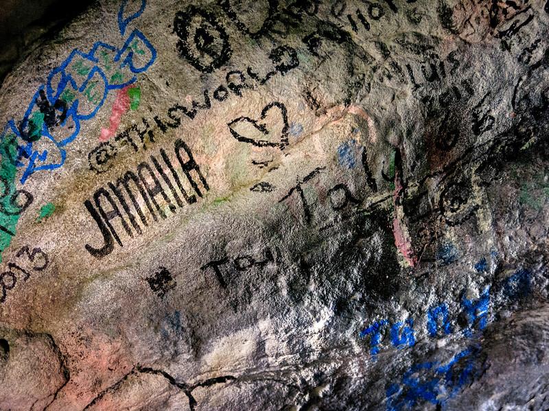 Mission Peak Graffiti