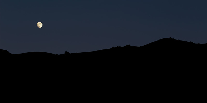 Mission Peak Moon