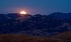 Mission Peak Solstice Moon