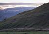 Looking northwest from Hidden Valley Trail.