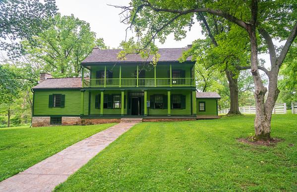 Ulysses S Grant National Historic Site at St. Louis, Missouri