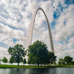 St Louis Arch-5