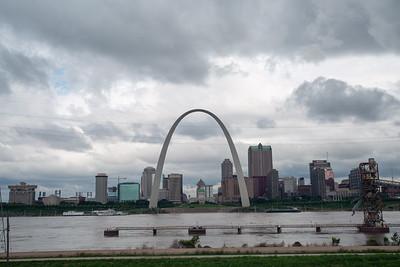 St Louis Arch-7