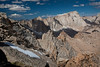 Mt. Whitney (14,505 ft.) from Mt. Mallory (13,850 ft.)