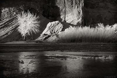 Sunset - Canyon De Chelly, AZ