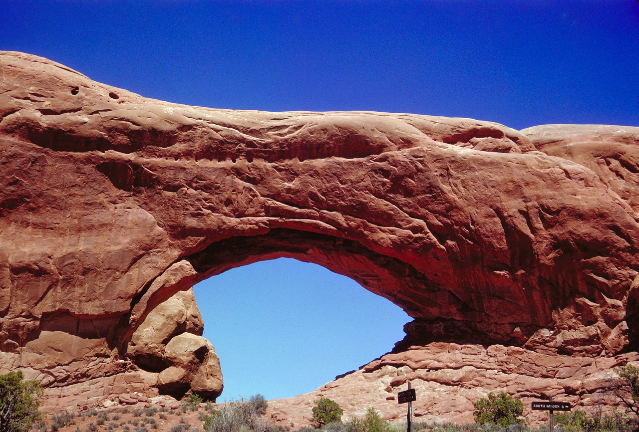 630515 North Window, Arches National Park