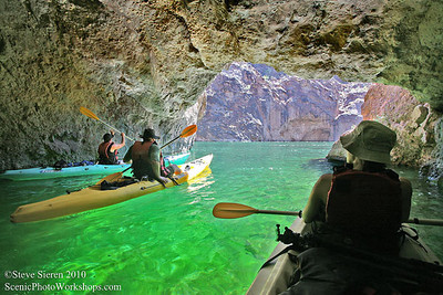 Emerald Waters II Colorado River - Mojave Desert  Video - http://www.youtube.com/watch?v=bFyPB5DQ01M