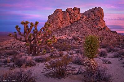 The Haystack BLM Land - Mojave Desert, California