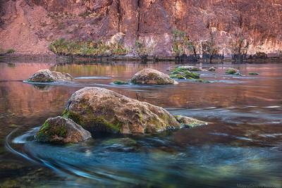 Colorado River Mojave Desert Glass