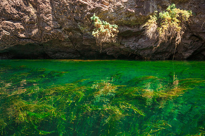 Colorado River Kayaking - Emerald Waters Mojave Desert - Arizona Nevada Recreation