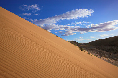 Red Rock Canyon Sand Dunes